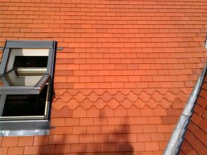 Tiled roofing - clay or concrete - Wolverhampton, Birmingham and West Midlands