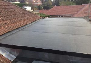 Rubber roofing Birmingham and West Midlands