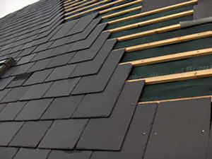 Slate Roofing services Lichfield
