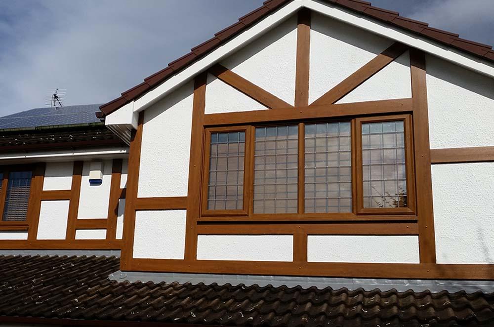 Cladding & Tudor Boards Wolverhampton and Brownhills