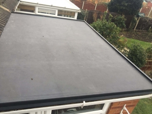 Rubber roofing, patios, driveways, building works Wolverhampton
