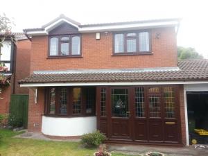 Home Trim UK upvc windows in Wolverhampton