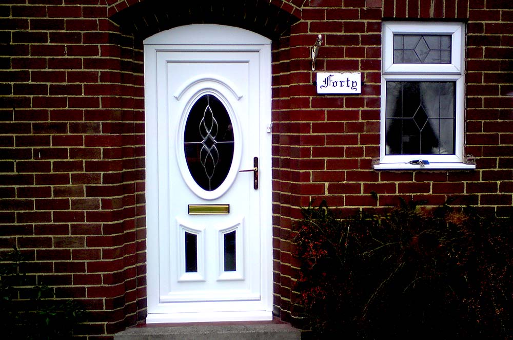 uPVC Doors installed Wolverhampton