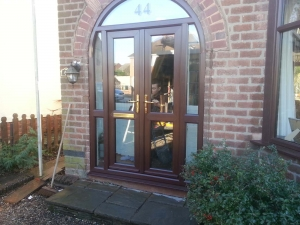 uPVC doors company Brownhills, Wolverhampton and West Midlands
