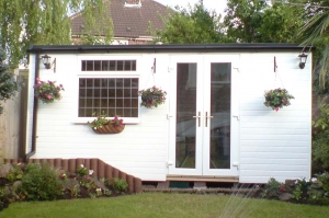 upvc Outhouses and Sheds Wolverhampton West Midlands