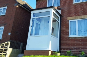 upvc Porch Wolverhampton and West Midlands