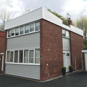 upvc cladding commercial