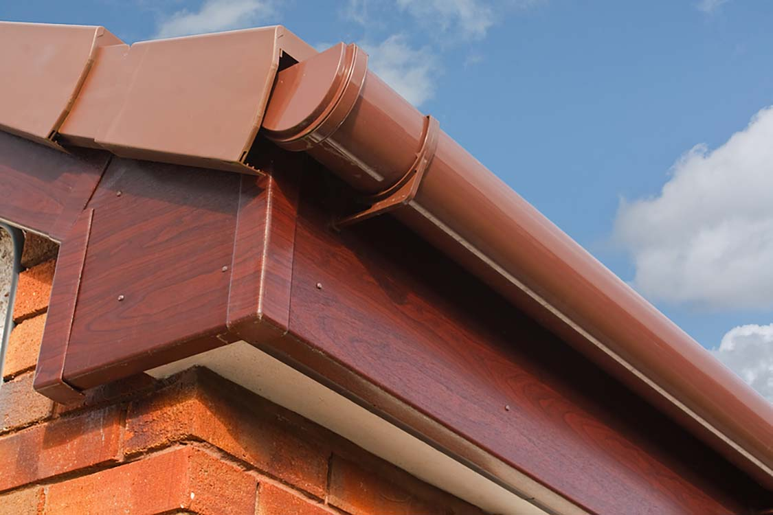 upvc eaves protection Newport