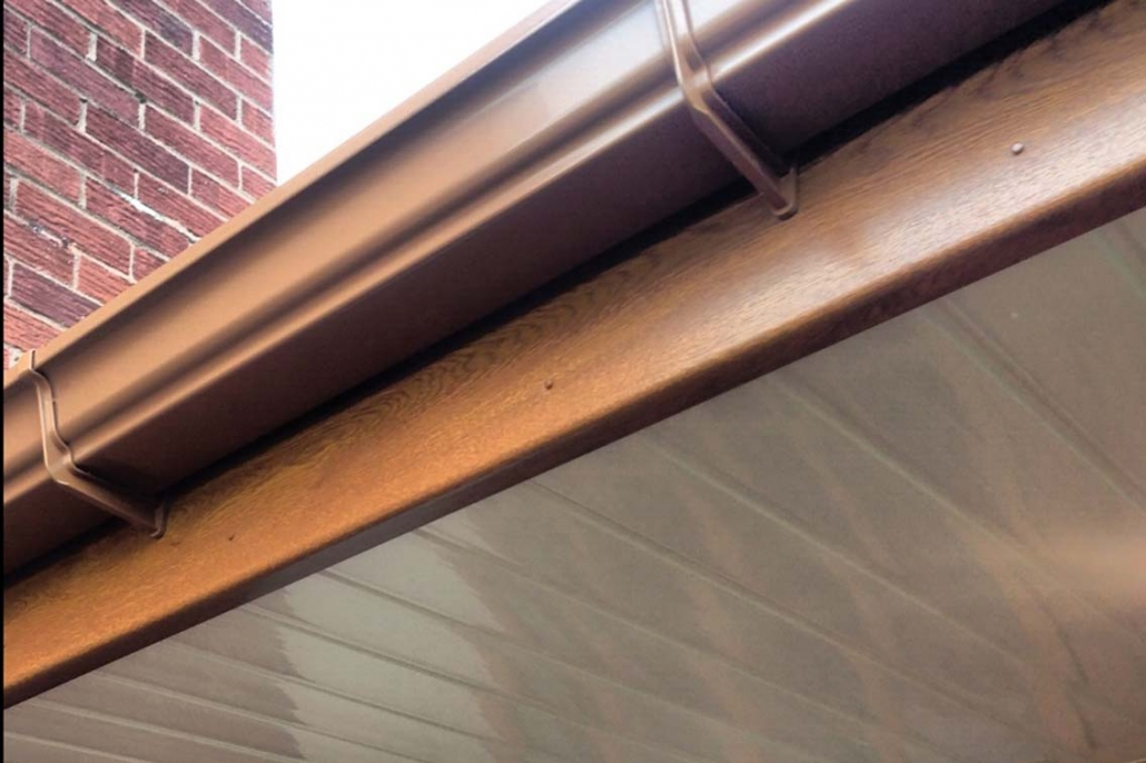 guttering upvc supply and fit