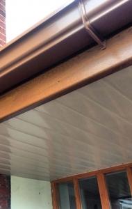 upvc soffits telford