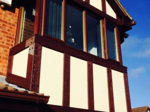 mock tudor boards Wolverhampton and Stafford