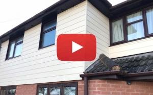upvc cladding installers Midlands, UK