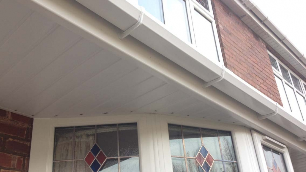 upvc fascia boards Bridgnorth