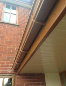 upvc fascia boards Shrewsbury