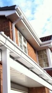 upvc fascia boards Wolverhampton