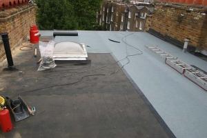 Flat roof repair Telford
