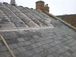 Roof repair Shrewsbury