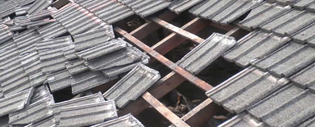 Roof repairs West Midlands