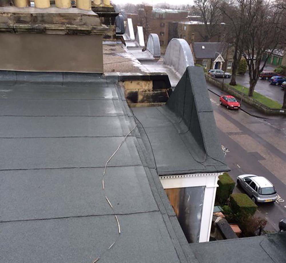 Roof repairs Wolverhampton
