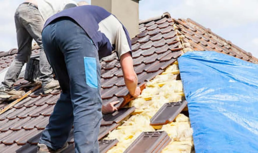Roof repairs Worcester